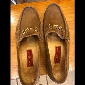 COLE HAAN horsebit loafers